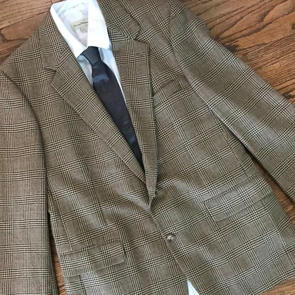 Brooks Brothers Other - Brooks Brothers Blazer Sport Coat Suit Jacket 42L